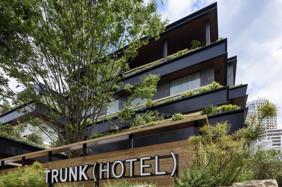 TRUNK(HOTEL)が渋谷で具現する、「ソーシャライジング」とは。
