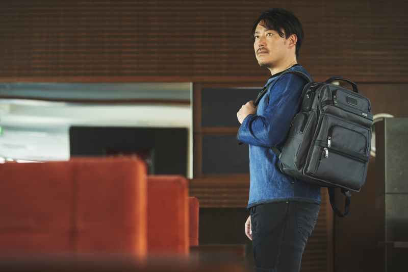 4人のクリエイターが案内する、「トゥミ」のバッグを持って訪れたい東京。