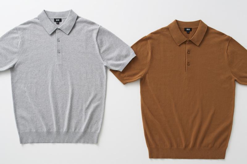 リゾートでもビジネスでも使える、イージーな夏のポロシャツ