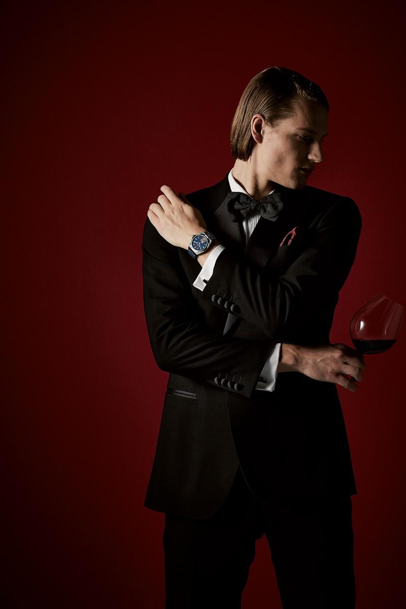 一本の腕時計を、3つのスタイルで楽しむ。