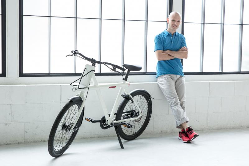 スマートバイクがもたらす、これまでにない自転車体験とは。