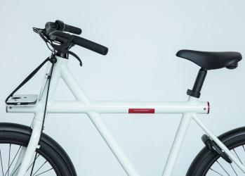 完璧な盗難防止システムを備える、噂のスマートバイク「バンムーフ」の魅力に迫る!