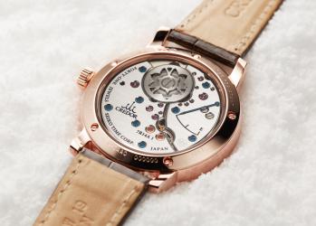 銀座「和光」で手に入れたい、日本の匠がつくりあげた至高の腕時計。