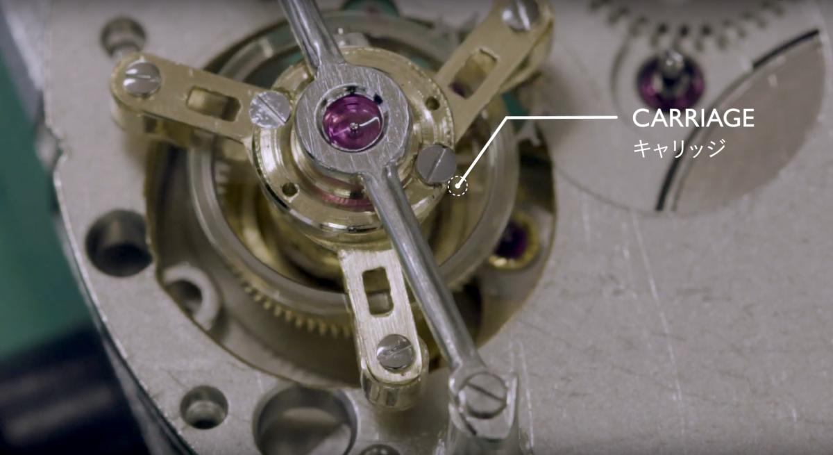 腕時計の気になる話題を動画で紹介! 【Watch the Watches  Vol.4】機械式時計の仕組み トゥールビヨン編