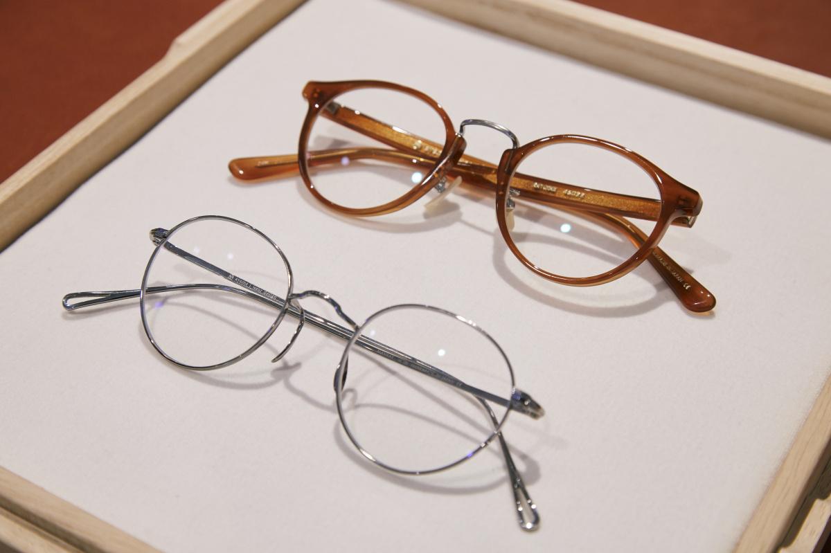 メガネ、そろそろ秋仕様にしませんか? 「アヤメ」の初路面店で納得の一本を。