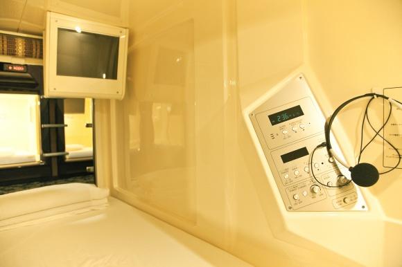 快適に眠るための、ミニマルなホテル