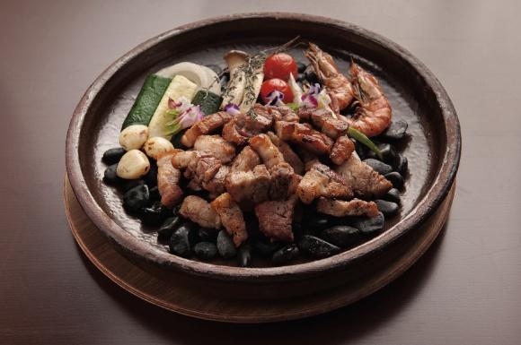ひと味違う、フュージョン韓国料理。