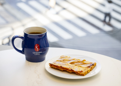 仕事終わりに極上のコーヒーを求めて、「ゲシャリーコーヒー」で希少な一杯を。