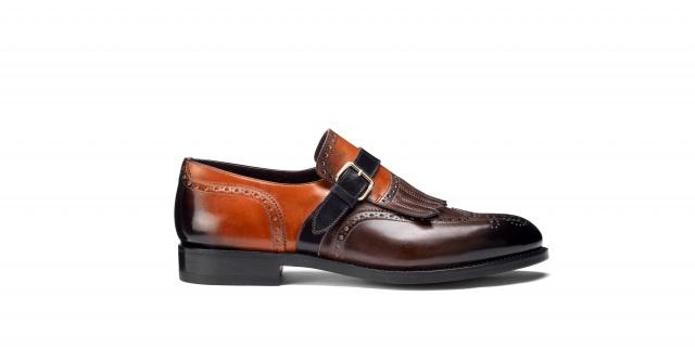 男心を刺激するイタリア靴、「サントーニ」の美学とは。