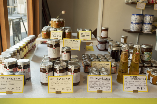 佐渡島の野菜や果物でつくる保存食の専門店、「HOZON」が清澄白河に誕生。自家製ジャムやサンドイッチは必食です。