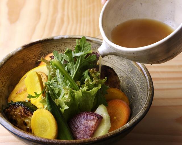考え抜かれた和食を、日々の暮らしの中で味わいましょう。