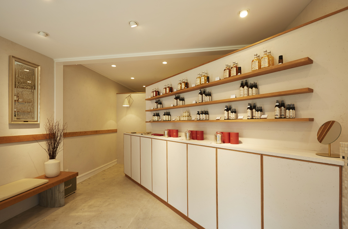 香りよし、デザインよし、サロンで人気のスキンケアブランド「リンク オリジナル メーカーズ」の実店舗がオープン!