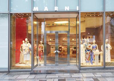 """""""TOKYO""""にオマージュを捧げた、表参道の「マルニ」旗艦店が楽しい!"""