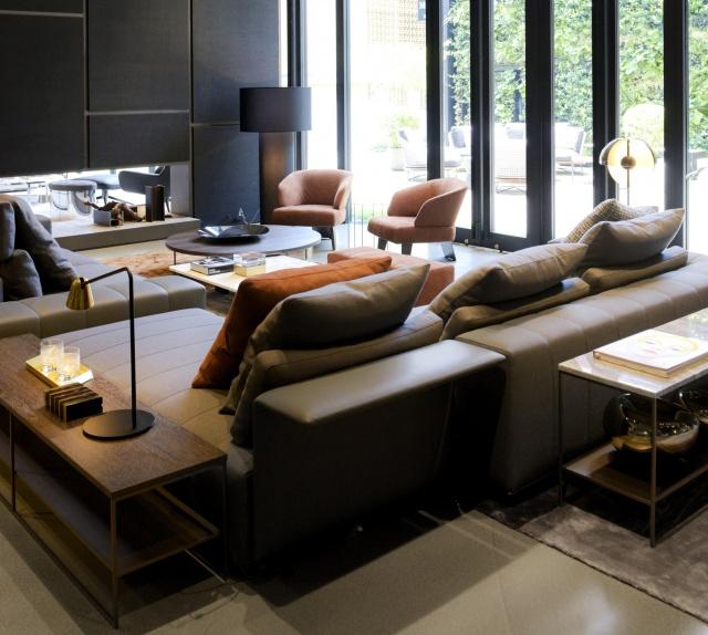理想の空間を創造する、イタリア家具を探しに行こう。
