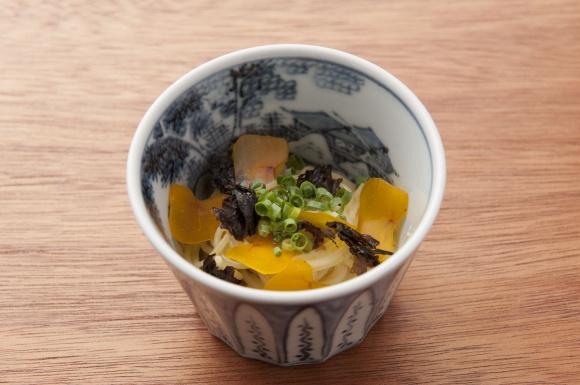 組み合わせが楽しい、粋を超えた新和食