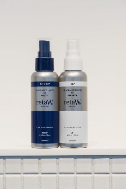 香りのブランド「retaW(リトゥ)」が神宮前に登場! 日常に纏う香りをコンビニ感覚で選ぶ。