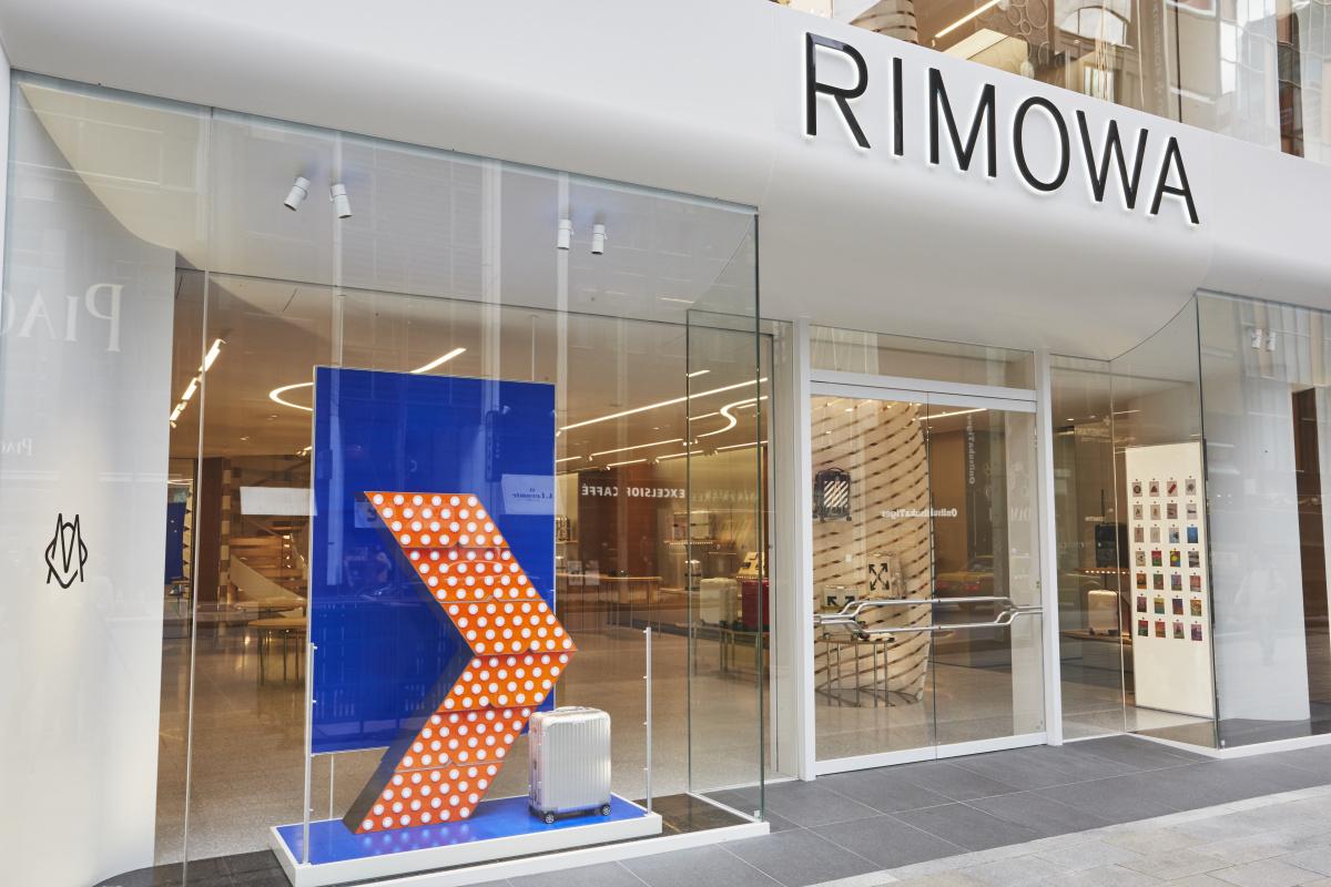 新生「リモワ」を体感できる、日本初のフラッグシップ・ショップが銀座に誕生しました。