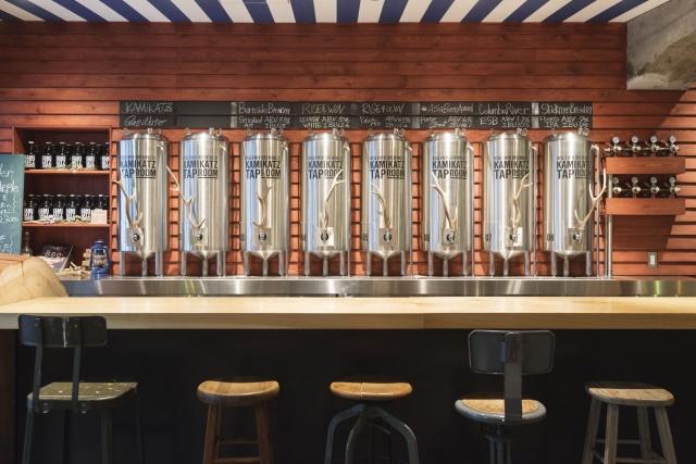 徳島県上勝町のマイクロ・ブリュワリーが東京進出! フルーティーなクラフトビールをお楽しみあれ。