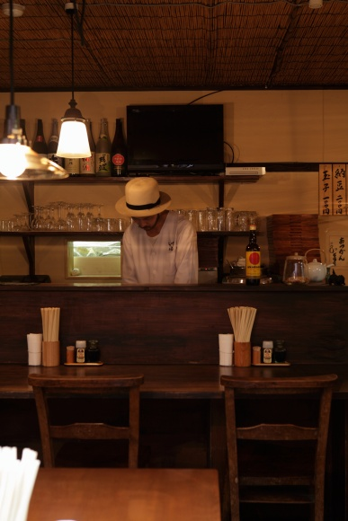 日本人の心を満たす、東京一の鮭定食。