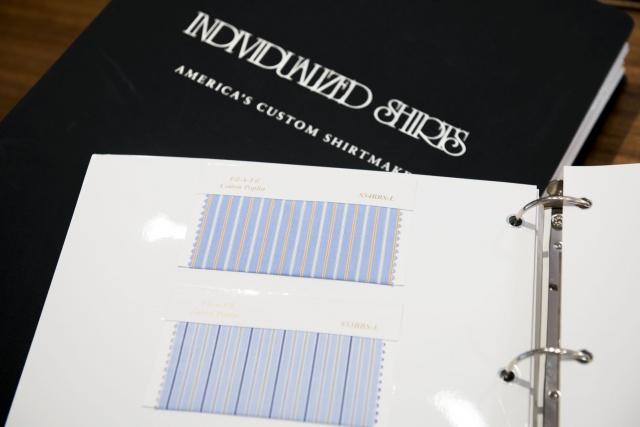 カスタムオーダーがいつでも可能! アメリカの老舗シャツテーラーで、身体に合ったシャツをつくりませんか?