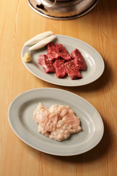 ホルモン好きを唸らせる、牛肉の求道者。