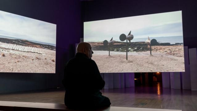 巨匠クリスチャン・ボルタンスキー、日本最大規模の回顧展『Lifetime』を見よ。