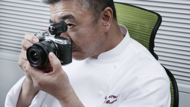 【EOS M6×6senses:写真×料理】イタリア料理の第一人者、落合 務の記憶に残る「始まりの1枚」。