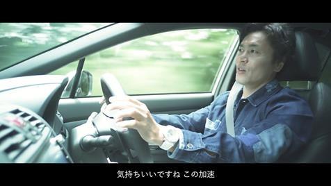 元ラグビー日本代表・大畑大介が語る、大人が乗るべきスポーツセダンの条件とは。