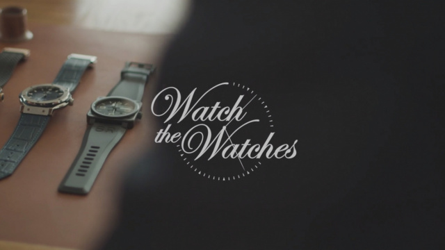 "【Watch the Watches Vol.1】腕時計の""いま""を語る。"