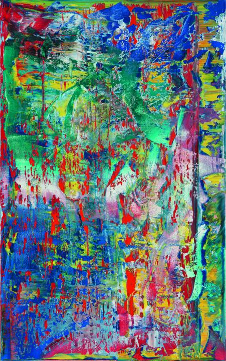絵画の可能性を追求し続けた、世界が注目する画家の個展。
