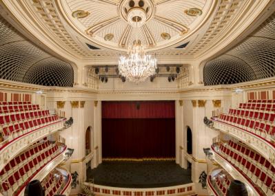 ハイテク音響でオペラ!? 国立歌劇場が再始動。