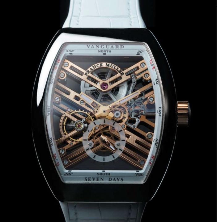 9a2abd432b フランクミュラーは、稀代の時計師が自らの名前を掲げるブランドだ。美観に目を奪われる時計が、機械としても群を抜いている。そうした腕時計ファンの理想を象徴する  ...
