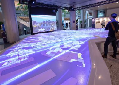 建築ファン必見! シンガポール都市計画は行く末は……。
