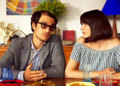 かつての妻の目が捉えた、ゴダールの素顔と映画への愛。