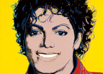 アートの視点で、MJを見る展覧会。
