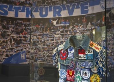 サッカーと歴史を知る、ヘルタ創立125年展。