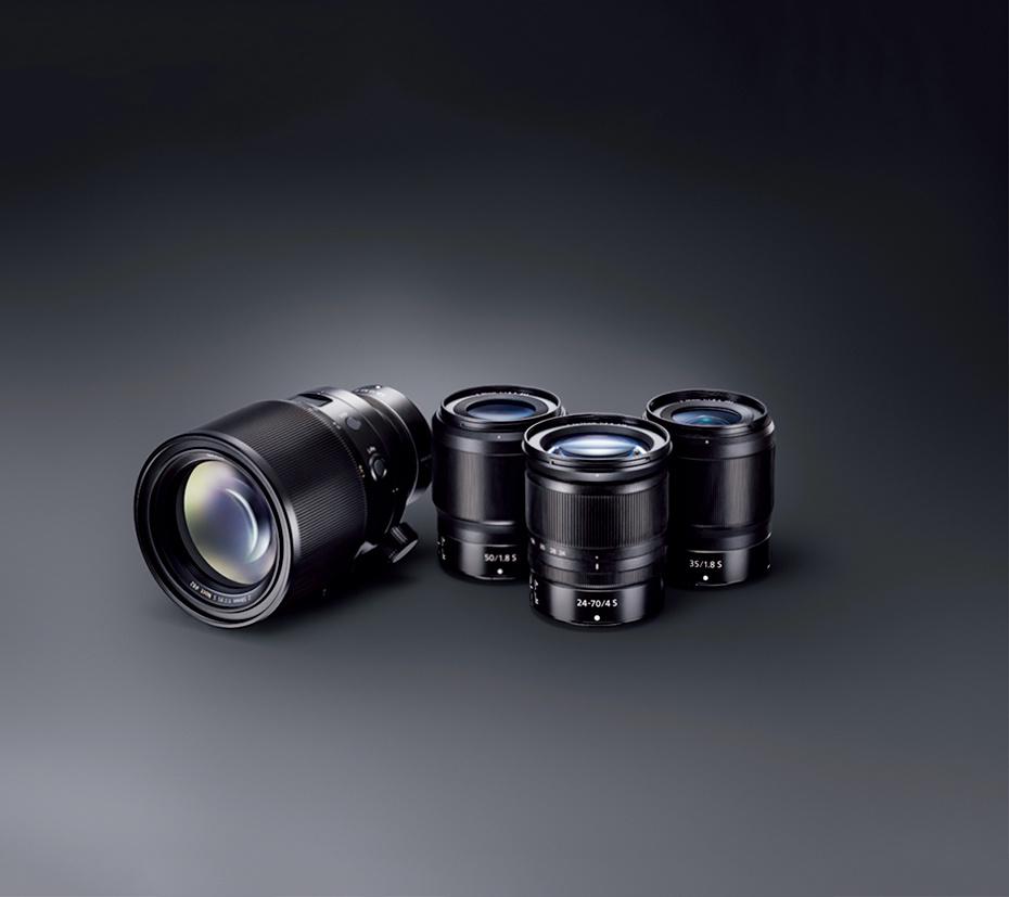 レンズの可能性を 劇的に広げる、大型の新マウント