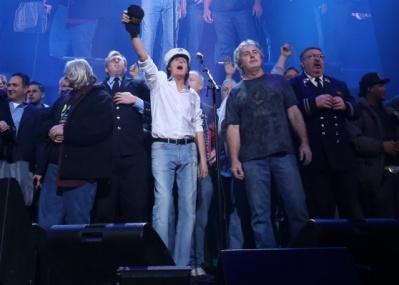 映画「12-12-12 ニューヨーク、奇跡のライブ」で考える、いますべきこと。