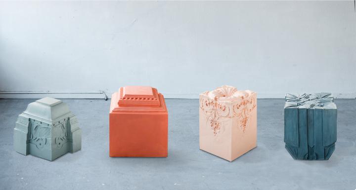 7組のアーティストの作品から社会を映す「装飾」の面白さに気付く。