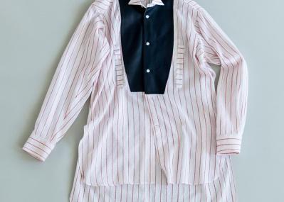ジョナサン・アンダーソンによる新たな定番、「ロエベ」のロングシャツにご注目!