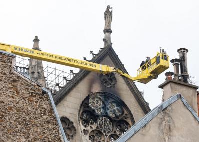 ノートルダム大聖堂 再建に立ちはだかる障害