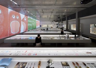 デザイナーたち26名の仕事の裏側を見せる『㊙展』は、何時間でもいられるほど面白い。