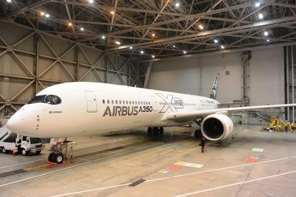 羽田に初飛来! 「エアバス」の最新鋭機A350XWBに試乗した。