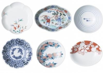 創業400周年を迎える「有田焼」26窯元が、史上初めて伊勢丹に結集、豆皿を展示販売します。