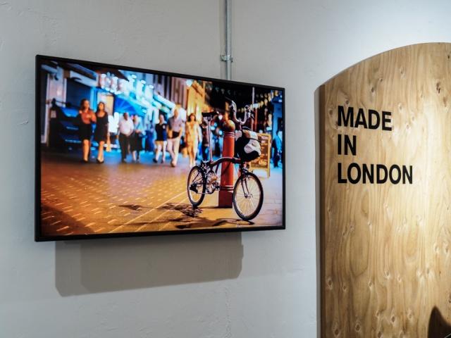 折り畳み自転車の高級ブランド、英国「ブロンプトン」が代官山に。