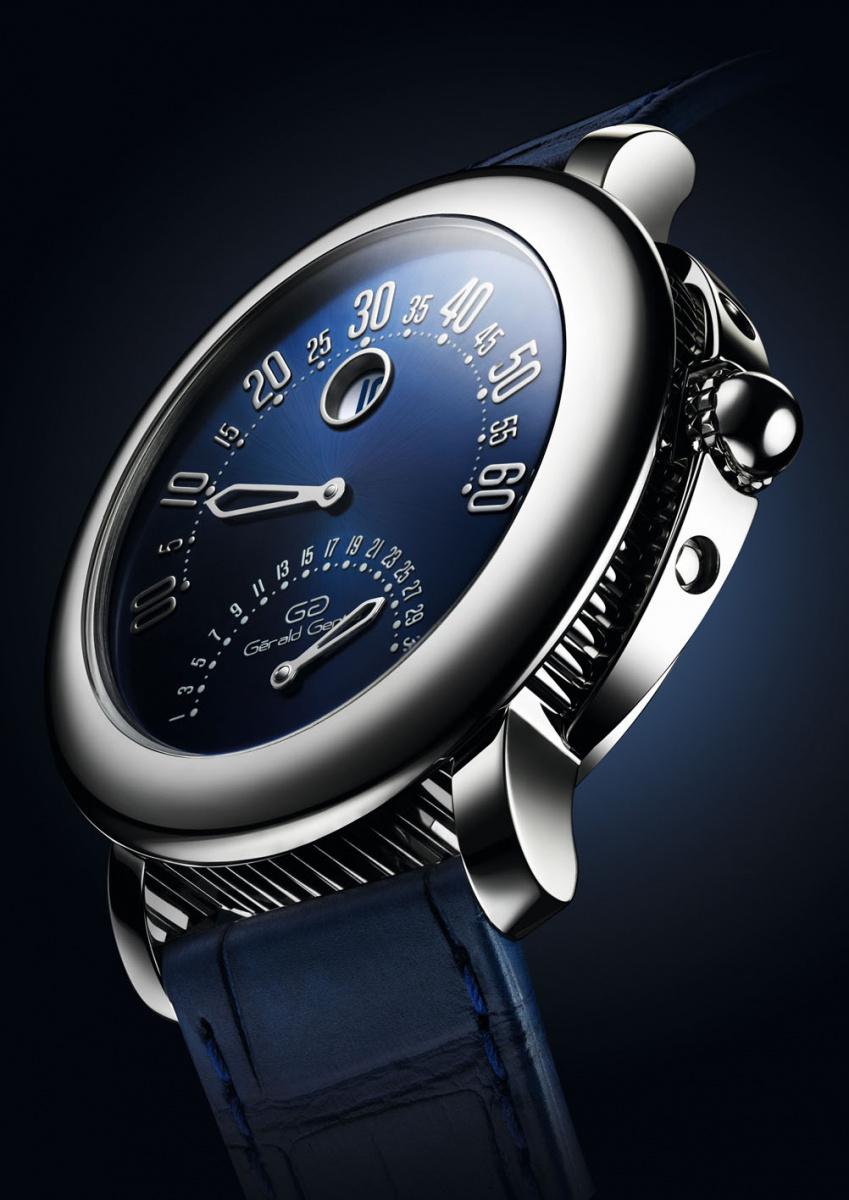 「ブルガリ」から稀代の天才時計デザイナー、ジェラルド・ジェンタに敬意を捧げた記念モデルが登場!