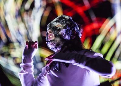 わずか18日の貴重な機会! 日本科学未来館にやってきたビョークのVR展「Björk Digital」を見逃すな!