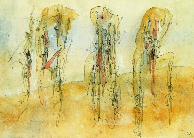 波乱に満ちた夭逝の画家、日本初の回顧展「ヴォルス――路上から宇宙へ」展へ駆けつけよう。