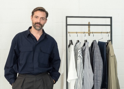 サヴィルロウの店を経営しデザインするヤリ手の男が語った、「イートウツ」からEU離脱まで!