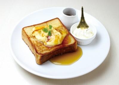 関西で話題騒然のフレンチトースト専門店が東京上陸! 新感覚のリッチ&ハイブリッドなパンをチェックしに行こう。